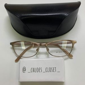 🕶️Burberry B1249  Eyeglasses/1017/VA258🕶️